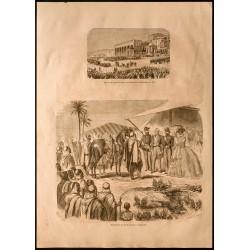 1860 - Algérie - Boulevard...