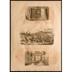 1860 - Afrique - Une dilla...