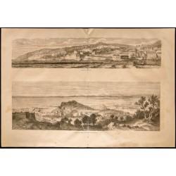 1860 - Nice - Villefranche...