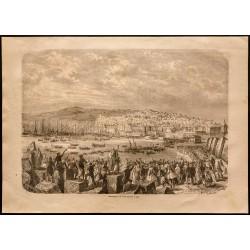 1860 - Algérie -...
