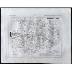 1833 - Département de Maine...