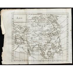1803 - Carte de l'Asie