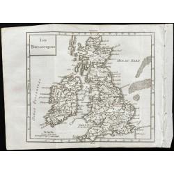 1803 - Carte des Îles...