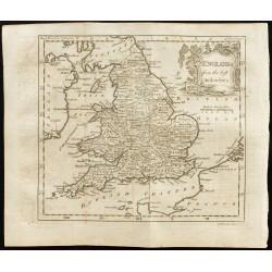1770 - de l'Anglterre