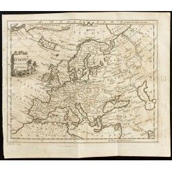 1770 - de l'Europe