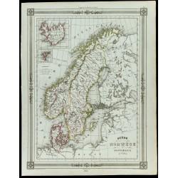 1846 - Suède et Norwege &...