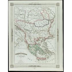 1846 - Turquie d'Europe...