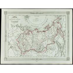 1846 - Sibérie ou Russie...