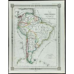 1846 - Amérique méridionale...