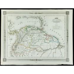 1846 - Colombie et Guyanes