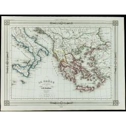 1846 - Grêce et ses colonies
