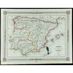 1846 - Espagne sous...