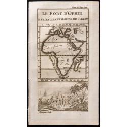1743 - Port d'Ophir - Afrique