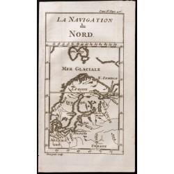 1743 - Carte du nord de...
