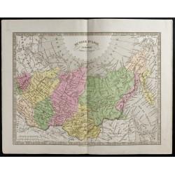 1845 - Russie d'Asie et...