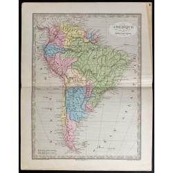 1845 - Amérique du sud