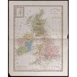 1845 - Îles britanniques