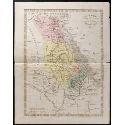 1845 - Égypte Nubie...