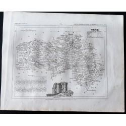 1833 - Département de l'Orne