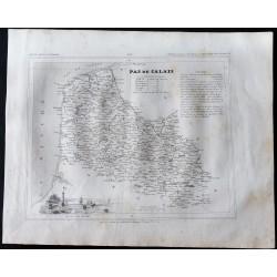 1833 - Département du Pas...