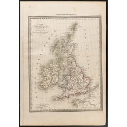 1840 - Carte des îles...