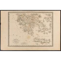 1840 - Carteèce ancienne...