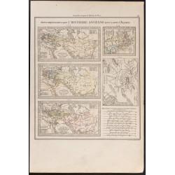 1840 - Carte Alexandre le...