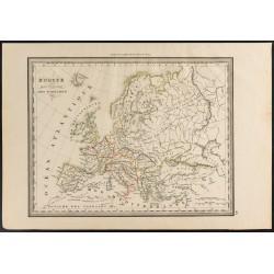 1840 - Europe après...