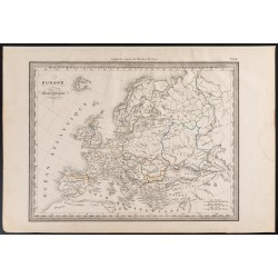 1840 - Europe sous Charlemagne