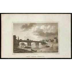 1829 - Pont Sainte Maxence