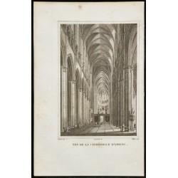 1829 - Nef de la Cathédrale...