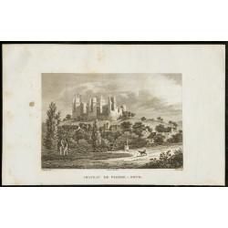 1829 - Chateau de Pierre-Fond