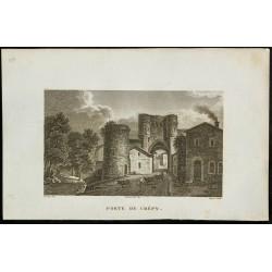 1829 - Porte de Crépy