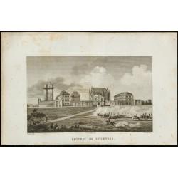 1829 - Château de Vincennes