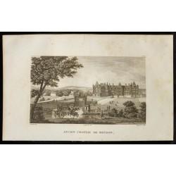 1829 - Ancien château de...