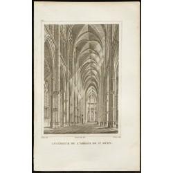 1829 - Intérieur de...