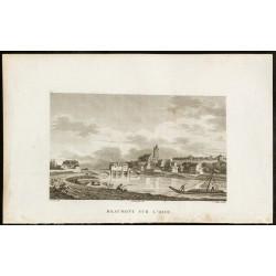 1829 - Beaumont sur l'Oise