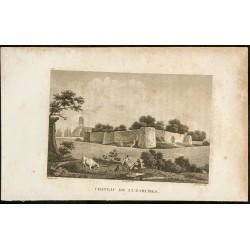1829 - Château de Luzarches