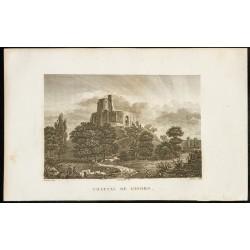 1829 - Chateau de Gisors