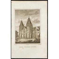 1829 - Église collégiale...