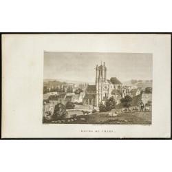 1829 - Bourg de Chars