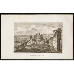 1829 - Chateau Gaullard