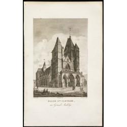 1829 - Eglise Ste Clotilde...