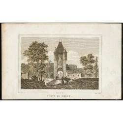 1829 - Porte de Moret