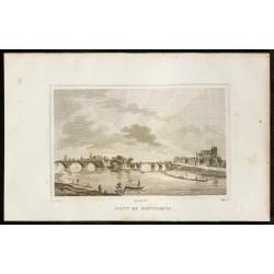 1829 - Pont de Montereau