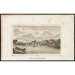 1829 - Pont de Charenton