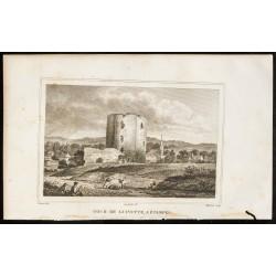 1829 - Tour de Guinette à...