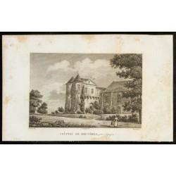 1829 - Château de Bruyères,...
