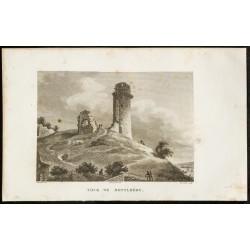 1829 - Tour de Montlhéry