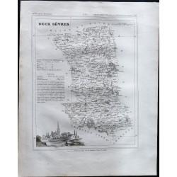 1833 - Département des Deux...